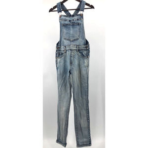Dr. Denim Jeans Stone Washed Overalls Size 32/30
